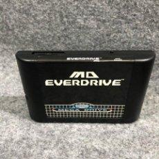 Videojuegos y Consolas: SEGA MEGA DRIVE EVERDRIVE+16GB. Lote 221733832