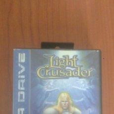 Videogiochi e Consoli: JUEGO SEGA MEGADRIVE LIGHT CRUSADER COMPLETO PAL ESPAÑA. Lote 221826330