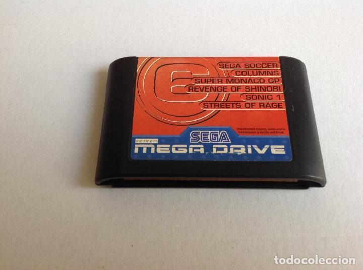 MEGA SIX -MEGA DRIVE- (Juguetes - Videojuegos y Consolas - Sega - MegaDrive)