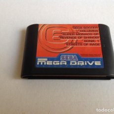 Videojuegos y Consolas: MEGA SIX -MEGA DRIVE-. Lote 221859432