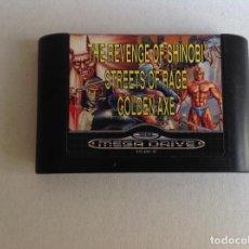 Videojuegos y Consolas: MEGA GAMES -MEGA DRIVE-. Lote 221859450