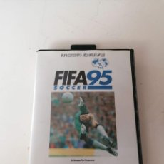 Videojuegos y Consolas: FIFA 95 JUEGO SEGA MEGADRIVE CON ESTUCHE Y MANUAL. Lote 221949390