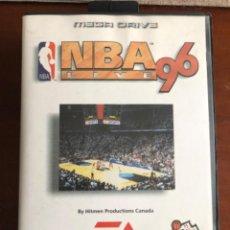 Videojuegos y Consolas: NBA LIVE 96 MEGA DRIVE. Lote 222192547