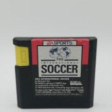 Videogiochi e Consoli: EUROPEAN CLUB SOCCER 1992 SEGA MEGA DRIVE. Lote 222247932