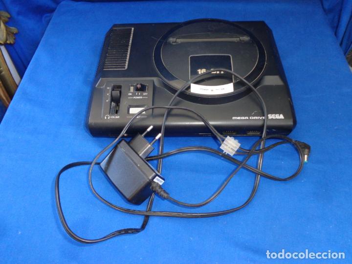 Videojuegos y Consolas: SEGA - CONSOLA SEGA MEGA DRIVE 16 BIT, VER FOTOS Y DESCRIPCION! SM - Foto 7 - 222352602