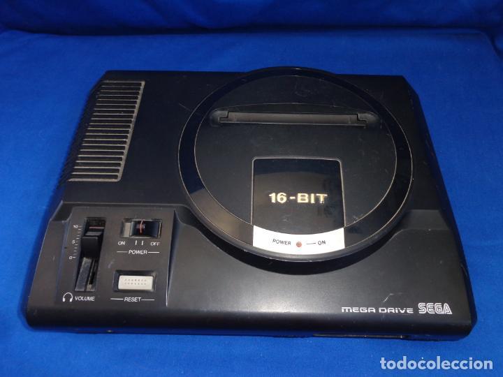 Videojuegos y Consolas: SEGA - CONSOLA SEGA MEGA DRIVE 16 BIT, VER FOTOS Y DESCRIPCION! SM - Foto 21 - 222352602