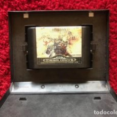 Videojuegos y Consolas: SUNSET RIDERS (SEGA MEGA DRIVE) KONAMI PAL ESPAÑA. Lote 222500467