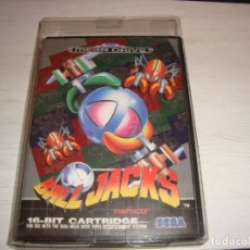 Videojuegos y Consolas: SEGA MEGADRIVE ** BALL JACKS - COMPLETO. Lote 222845260