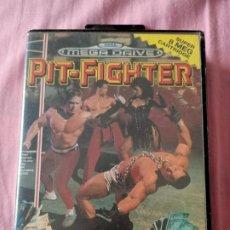 Jeux Vidéo et Consoles: PIT-FIGHTER PARA MEGA DRIVE. Lote 223119831