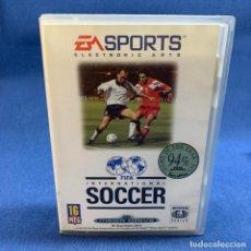 Videojuegos y Consolas: JUEGO FIFA INTERNATIONAL SOCCER SEGA GENESIS SYSTEM Y MEGA DRIVE + FUNDA E INSTRUCCIONES. Lote 223611950