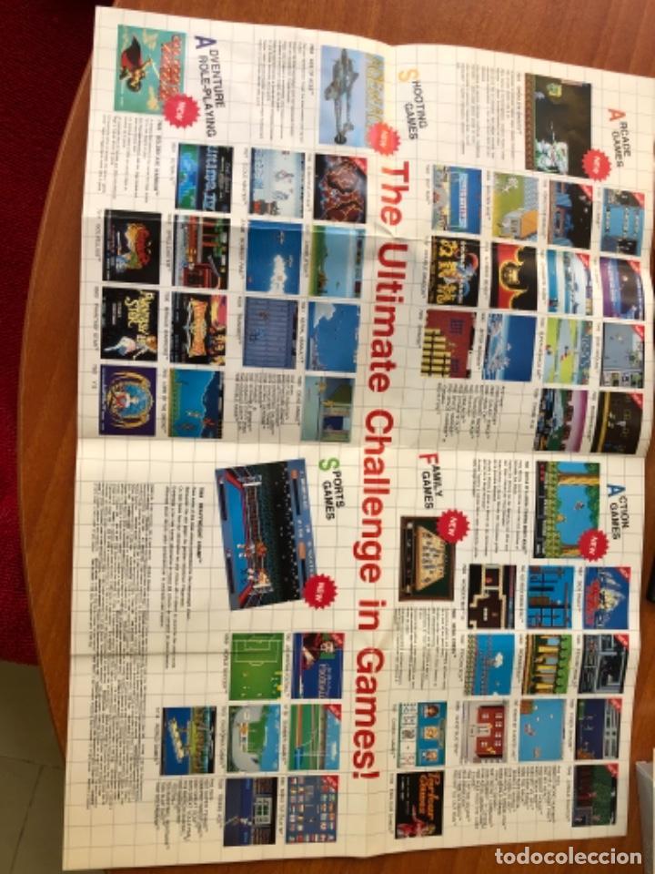 Videojuegos y Consolas: Antigua propaganda de de Sega - Foto 2 - 224163932