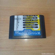Videojuegos y Consolas: JUEGO SEGA MEGA DRIVE - MEGAGAMES 6 - PAL ESPAÑA. Lote 225779445