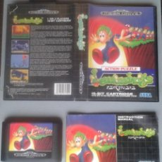 Jeux Vidéo et Consoles: SEGA MEGA DRIVE LEMMINGS COMPLETO CON CAJA MANUAL BOXED CIB PAL LEER R11807. Lote 226958955