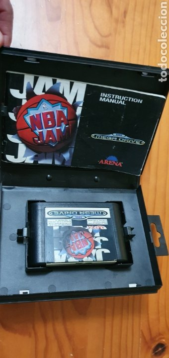 Videojuegos y Consolas: JUEGO SEGA MEGA DRIVE NBA JAM MEGADRIVE - Foto 2 - 227214305