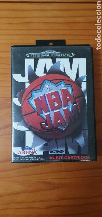 JUEGO SEGA MEGA DRIVE NBA JAM MEGADRIVE (Juguetes - Videojuegos y Consolas - Sega - MegaDrive)