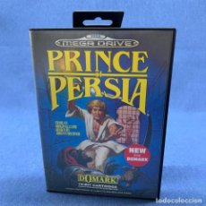 Jeux Vidéo et Consoles: VIDEOJUEGO SEGA MEGA DRIVE - PRINCE OF PERSIA - 16 BIT + CAJA + INSTRUCCIONES. Lote 227955470