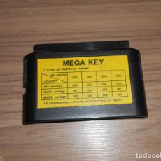Videojuegos y Consolas: MEGADRIVE ADAPTADOR PARA CARTUCHOS DE IMPORTACION SEGA MEGADRIVE MEGA DRIVE. Lote 229990815