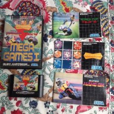 Videojuegos y Consolas: MEGA GAMES I . -MEGA DRIVE -. Lote 231160835