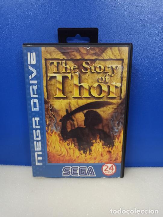 JUEGO CONSOLA SEGA MEGA DRIVE MEGADRIVE THE STORY OF THOR (Juguetes - Videojuegos y Consolas - Sega - MegaDrive)