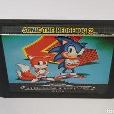 Videojuegos y Consolas: SONIC THE HEDGEHOG 2 - SEGA MEGA DRIVE. Lote 232533955
