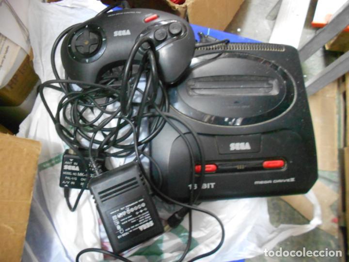 Videojuegos y Consolas: ANTIGUA CONSOLA SEGA CON TODOS LOS ACCESORIOS - FUNCIONANDO (52.1) - Foto 4 - 50599939