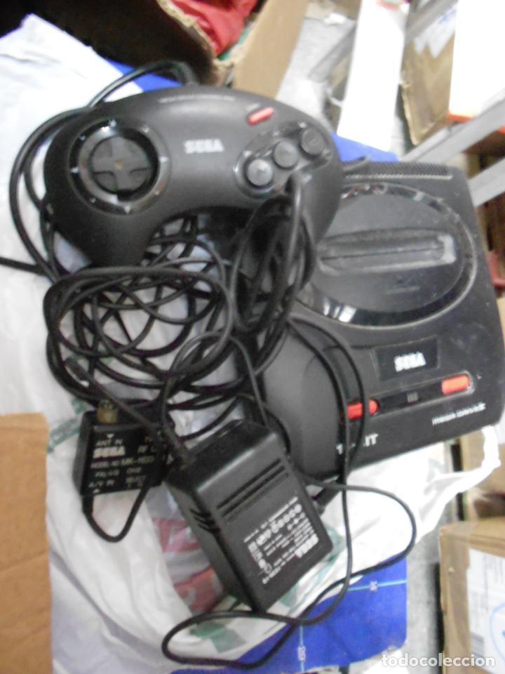 Videojuegos y Consolas: ANTIGUA CONSOLA SEGA CON TODOS LOS ACCESORIOS - FUNCIONANDO (52.1) - Foto 5 - 50599939