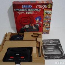 Videojuegos y Consolas: SEGA MEGA DRIVE II ORIGINAL VERSIÓN VENDIDA EN ESPAÑA PAL MD MEGADRIVE 2. Lote 262487785