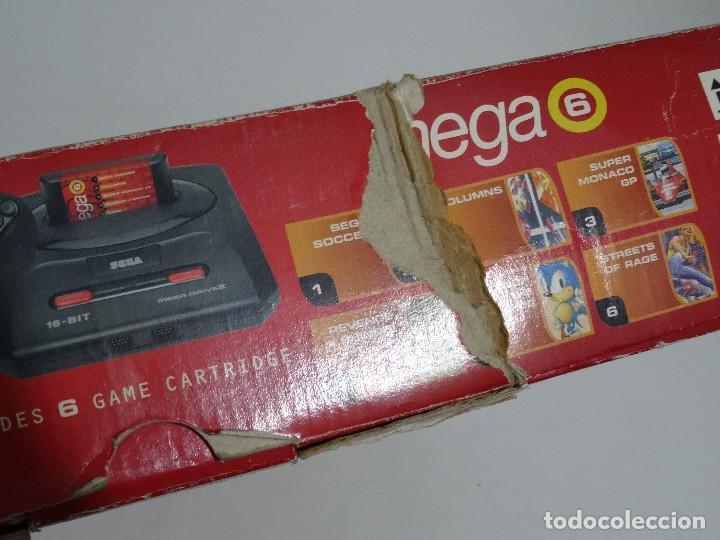 Videojuegos y Consolas: SEGA MEGA DRIVE II original VERSIÓN vendida en ESPAÑA PAL mD mEGAdRIVE 2 - Foto 13 - 262487785