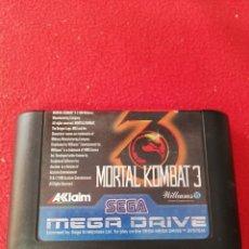 Videojuegos y Consolas: MORTAL KOMBAT 3. Lote 235981555