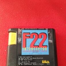 Videojuegos y Consolas: F22 INTERCEPTOR. Lote 235982255