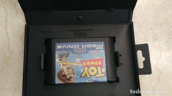 Videojuegos y Consolas: Lote juegos mega drive rey León y toy story sega megadrive videojuegos cartuchos - Foto 4 - 236396445