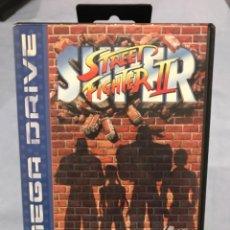 Videojuegos y Consolas: SÚPER STREET FIGHTER 2 - MEGA DRIVE SEGA, COMPLETA. Lote 236416170