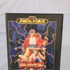 Videojuegos y Consolas: FATAL FURY - MEGA DRIVE SEGA. Lote 236419785