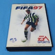 Videojuegos y Consolas: JUEGO - FIFA 97 - EM SPORTS - MEGA DRIVE. Lote 236534040