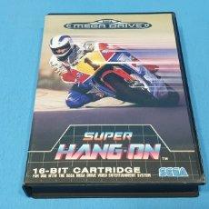 Videojuegos y Consolas: JUEGO - SUPER HANG-ON - MEGA DRIVE - SEGA. Lote 236534890