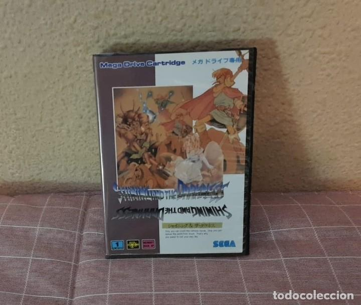 Videojuegos y Consolas: Shinning and the Darkness (Sega Megadrive) Completo - Foto 1 - 237002995
