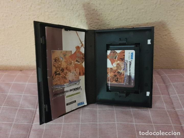 Videojuegos y Consolas: Shinning and the Darkness (Sega Megadrive) Completo - Foto 2 - 237002995