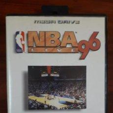 Jeux Vidéo et Consoles: NBA LIVE 96 - EA SPORTS - SEGA MEGA DRIVE - CARTUCHO - 16 BIT. Lote 75589443