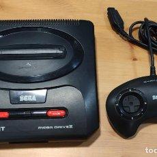 Videojuegos y Consolas: CONSOLA SEGA MEGADRIVE 2 , MEGA DRIVE VERSION 2 , CON MANDO , NO PROBADA POR FALTA DE CABLES. Lote 237142075
