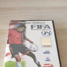 Videojuegos y Consolas: FIFA 98 MEGADRIVE. Lote 237304545