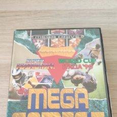 Videojuegos y Consolas: MEGA GAMES 1 MEGADRIVE. Lote 237306020