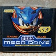 Videojuegos y Consolas: JUEGO SONIC 3D FLICKIES ISLAND 670-9373-50 SEGA 1996, VIDEOJUEGO, CONSOLA.. Lote 237317300