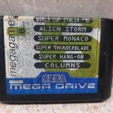 Videojuegos y Consolas: SEGA MEGADRIVE MEGAGAMES 6 VIDEOJUEGO, CONSOLA.. Lote 237317930