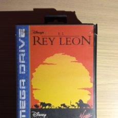 Videojuegos y Consolas: EL REY LEÓN MEGADRIVE. Lote 238170435