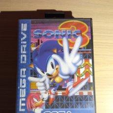 Videojuegos y Consolas: SONIC 3 MEGADRIVE. Lote 238170585