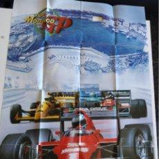 Videojogos e Consolas: POSTER Y CATALOGO SEGA MEGA DRIVE / SEGA MEGADRIVE. Lote 238750715