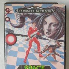 Videojuegos y Consolas: SPACE HARRIER II - MEGA DRIVE SEGA 1990. Lote 239919575
