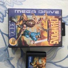 Videojuegos y Consolas: ETERNAL CHAMPIONS -MEGADRIVE -. Lote 240076795