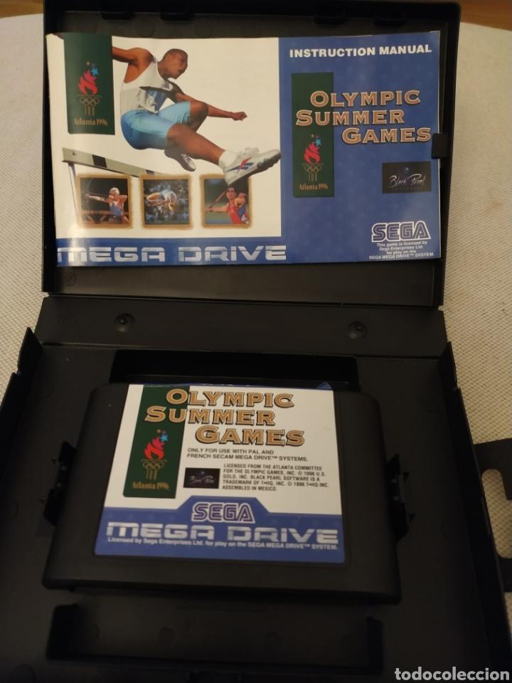 Videojuegos y Consolas: Mega Drive - Atlanta 96 - Foto 2 - 240544210
