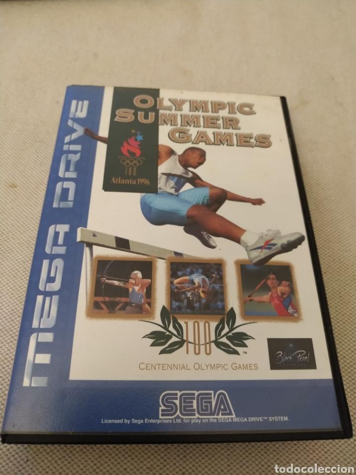 MEGA DRIVE - ATLANTA 96 (Juguetes - Videojuegos y Consolas - Sega - MegaDrive)